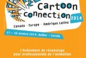 Cartoon Connection à Québec du 27 au 30 octobre