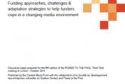 Comprendre les bailleurs de fonds en audiovisuel et transmédia