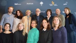 Écrans canadiens 2015