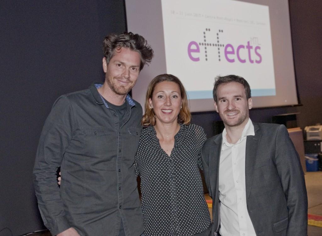 La première édition d'«effects MTL» aura lieu les 10 et 11 juin à Montréal