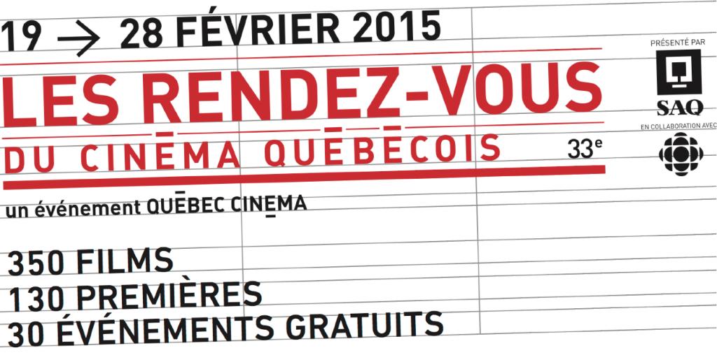 Les grandes premières documentaires aux RVCQ 2015