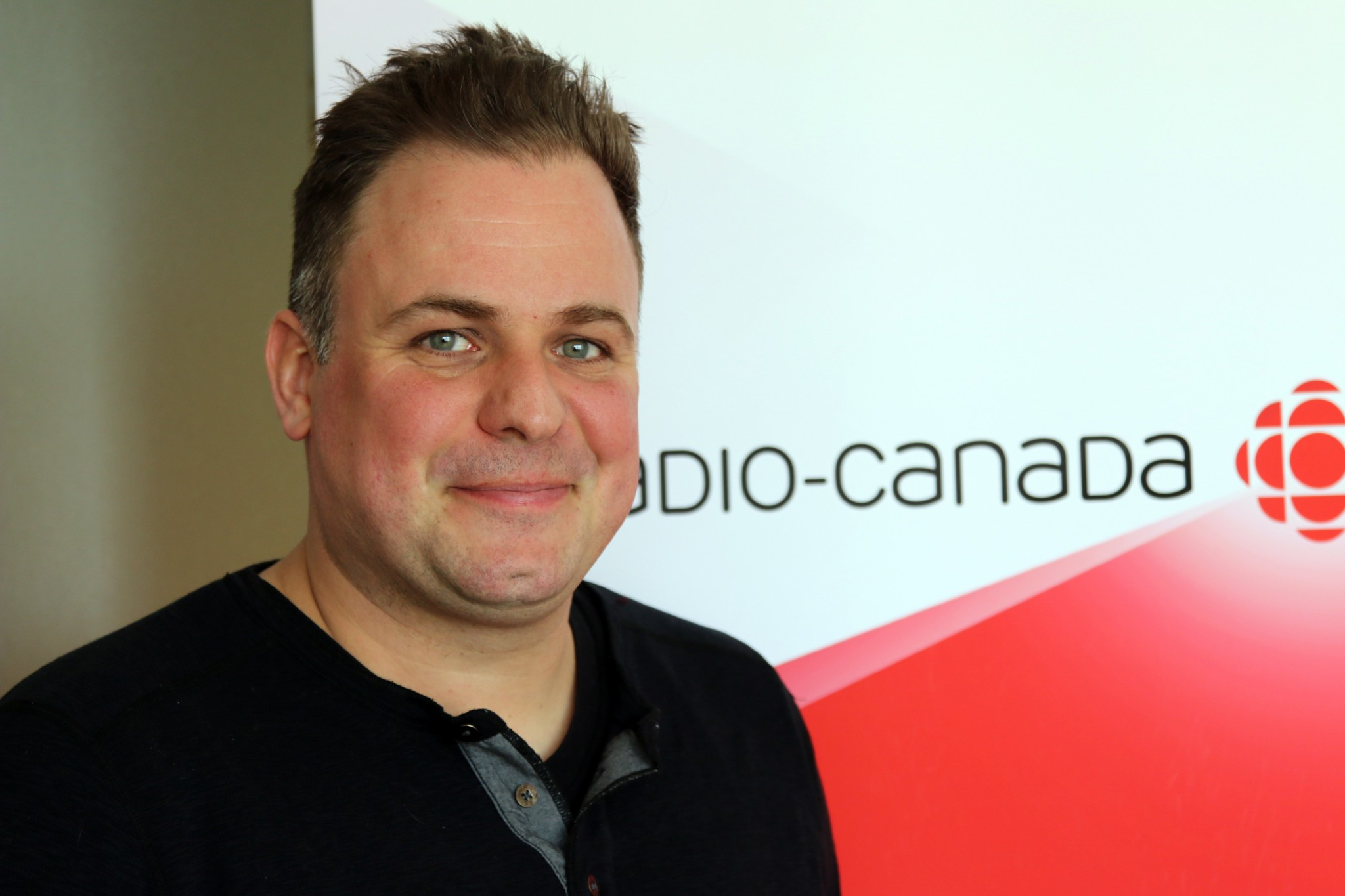 Stéphane Bellavance, une quotidienne à ICI Radio-Canada Télé