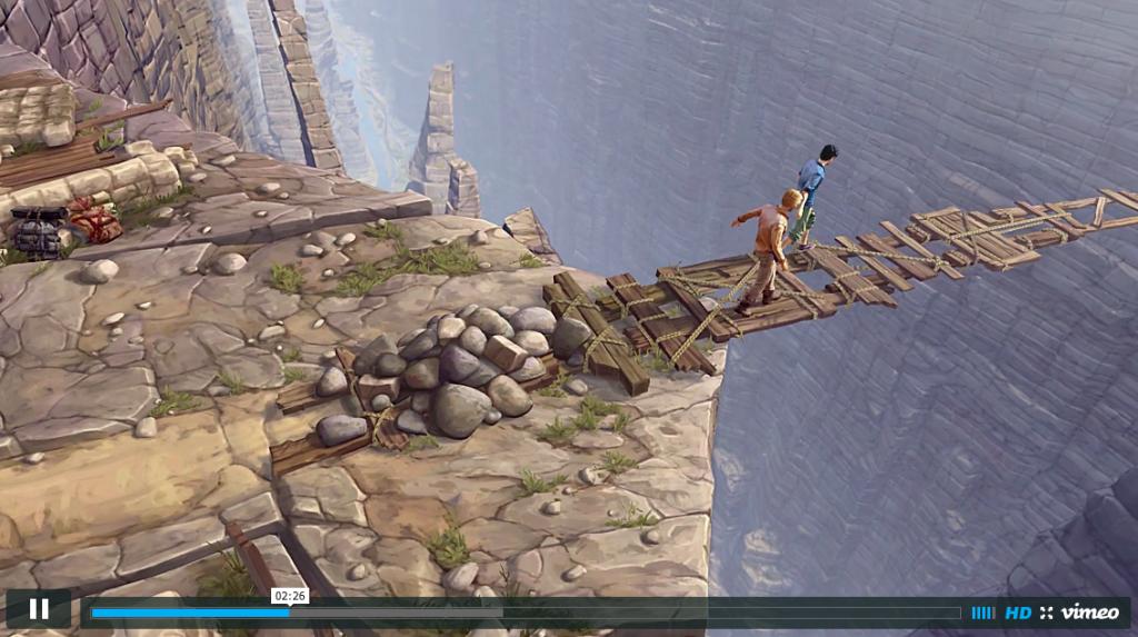LE GOUFFRE, animation québécoise à la conquête du web