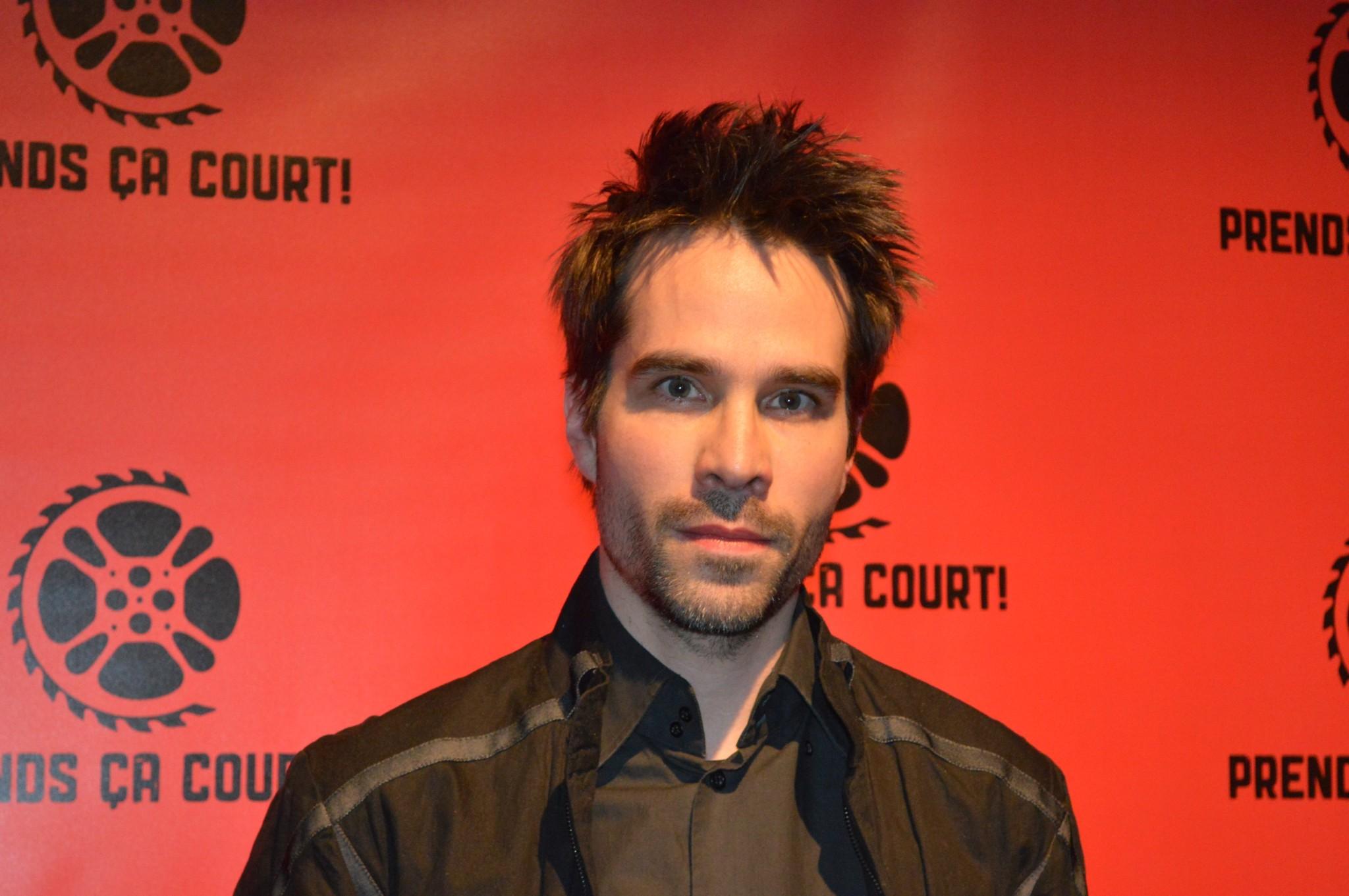Martin Villeneuve, prix d'interprétation à Prends ça court et plus