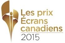 Prix Écrans canadiens, coup d'envoi de la semaine du Canada à l'écran!