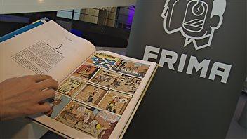 Frima, un virage majeur dans l'industrie du divertissement