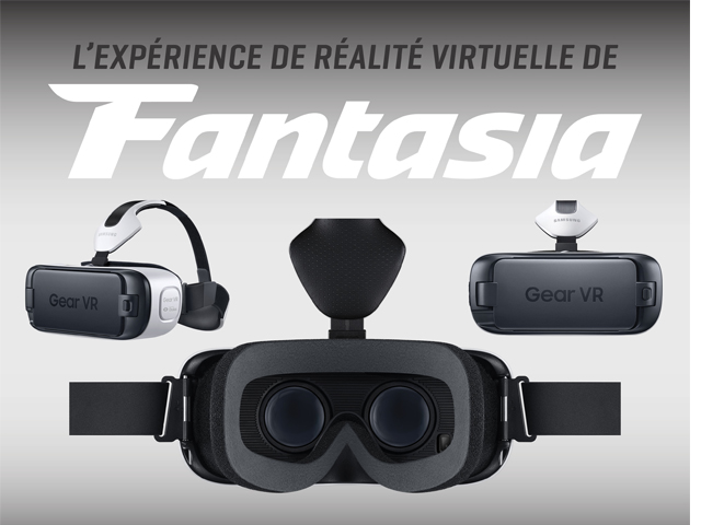 L'expérience de réalité virtuelle de FANTASIA