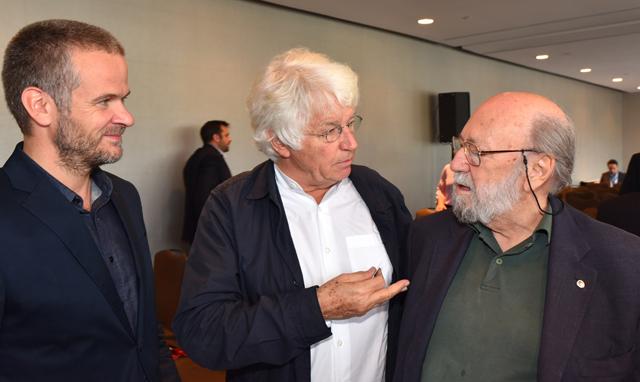 Jean-Jacques Annaud au FFM