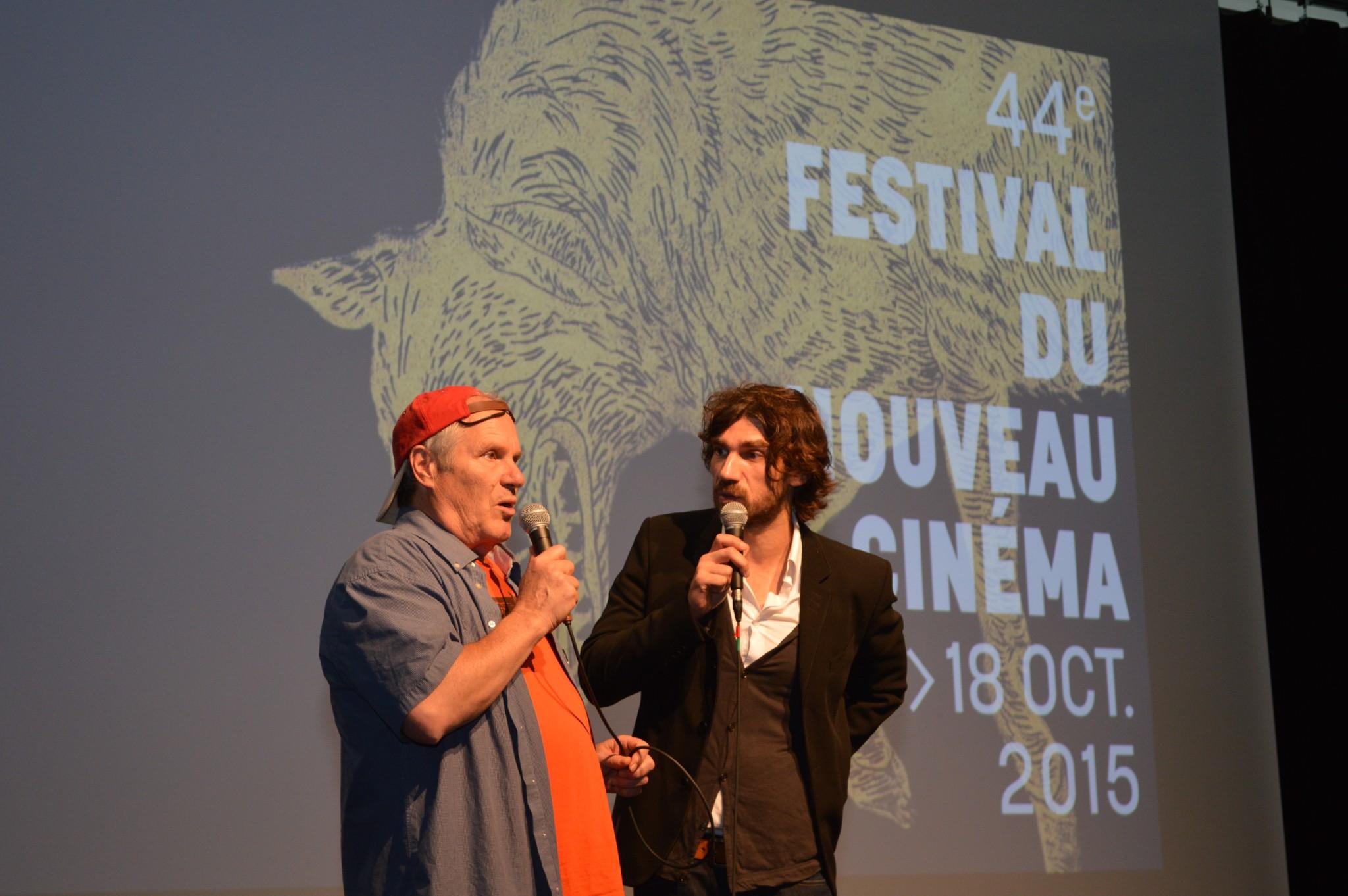 Le 44e Festival du nouveau cinéma, radieux et percutant!