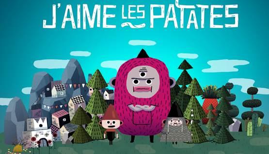 L'ONF lance 'J'aime les patates', un jeu pour le changement