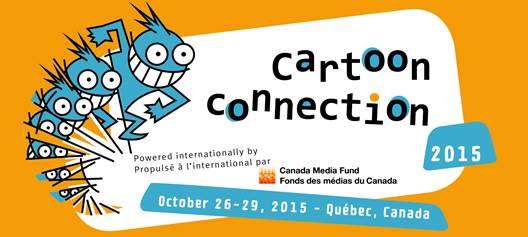 SODEC et BCTQ, fiers partenaires du Cartoon Connection Canada