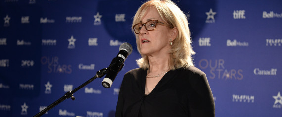 Carolle Brabant félicite les canadiens récompensés au TIFF
