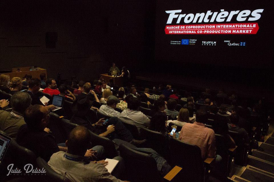 Appel à projets pour la 3ème édition de Frontières à Bruxelles