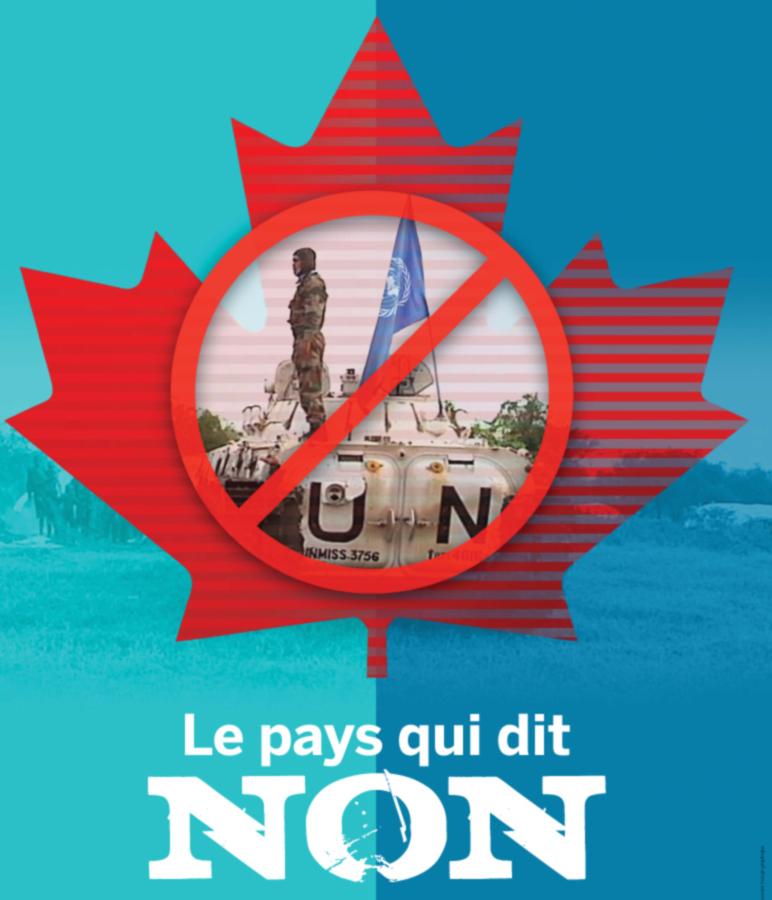 Le pays qui dit NON, à l'affiche le 9 octobre