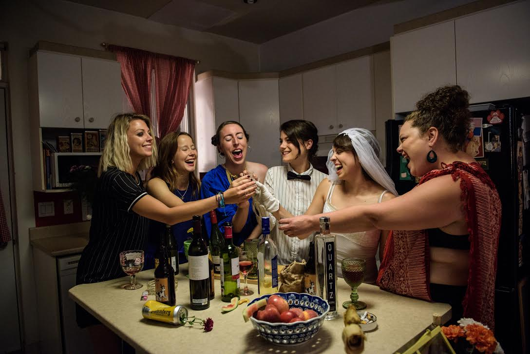 Switch & Bitch, une soirée de filles qui dérape sur TV5