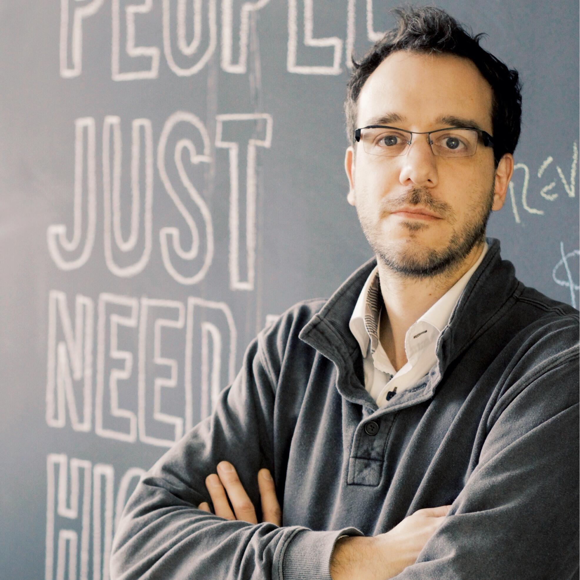 Alexandre Gravel, un nouveau président à tête du RPM