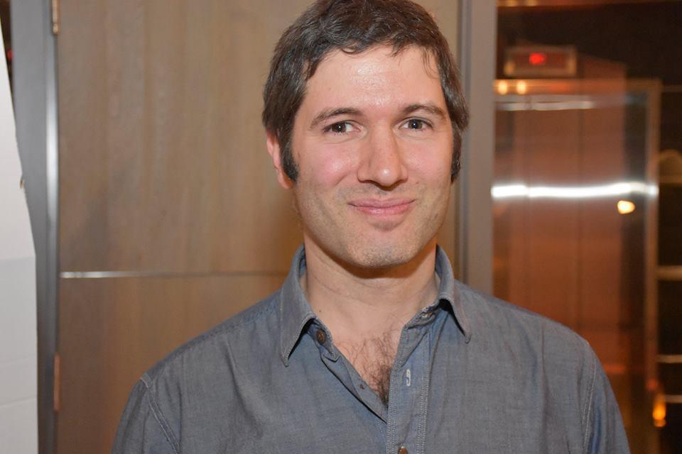 Olivier D. Asselin, récipiendaire de la première édition de COURT CIRCUIT