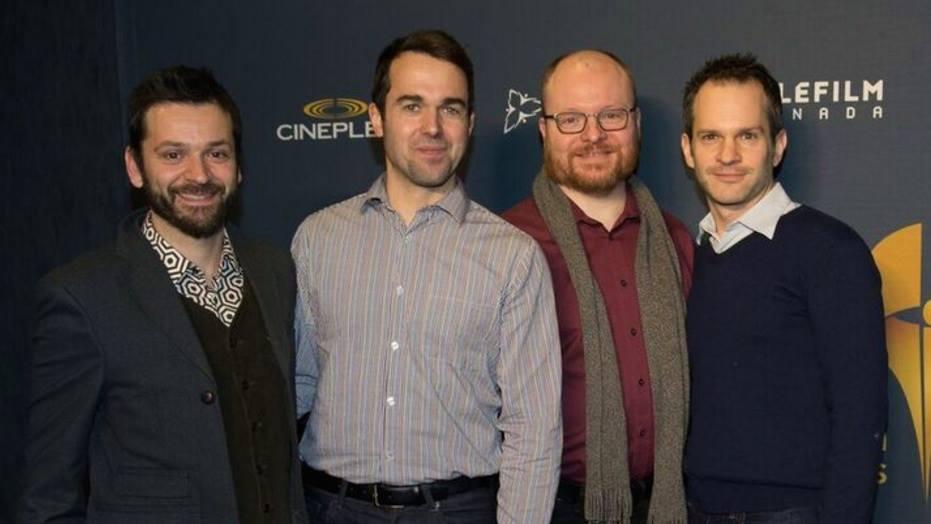Le garagiste aux Prix Écrans canadiens