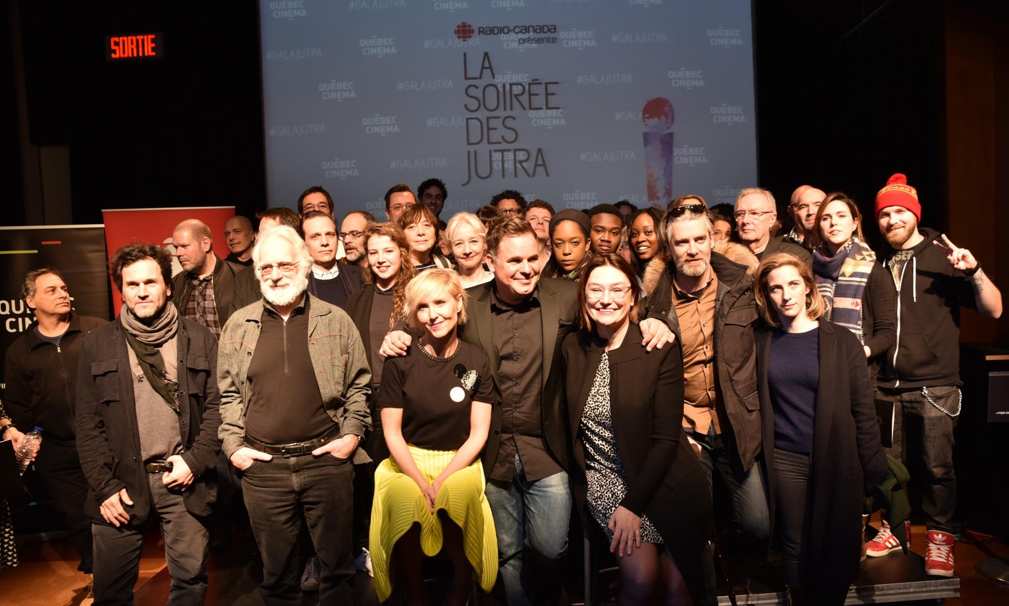 SOIRÉE DES JUTRA - Corbo, La passion d'Augustine, Elephant Song et Les êtres chers  en tête des nominations