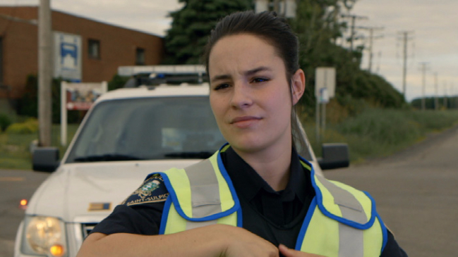 Radio-Canada présente POLICE ACADÉMIE le film et le webdocumentaire