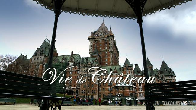 VIE DE CHÂTEAU  le film et le webdocumentaire à Radio-Canada