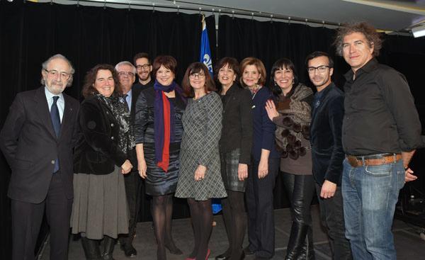 Renouvellement de la politique culturelle du Québec
