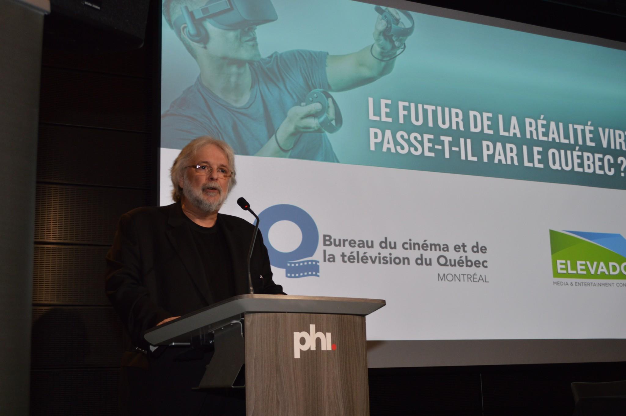 BCTQ - Le futur de la réalité virtuelle passe-t-il par le Québec ?