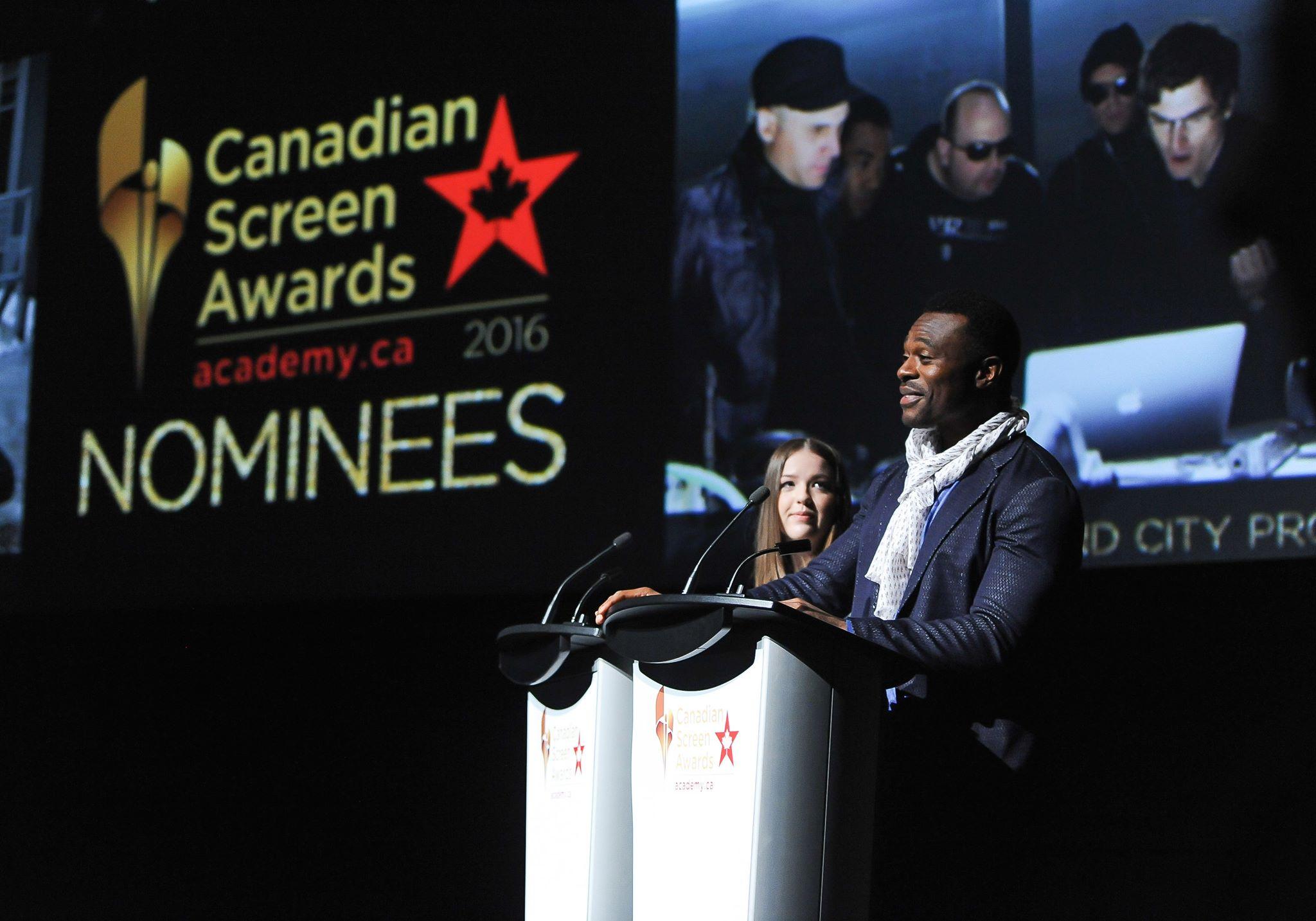 Gala des prix Écrans canadiens dimanche à 20h sur CBC