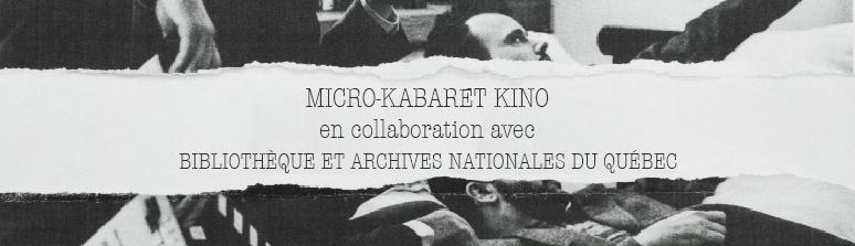 Micro-Kabaret Kino - Appel de candidatures