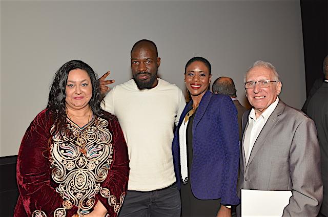 Vues d'Afrique: Dramatik et Aissatou Ba, parrain et marraine