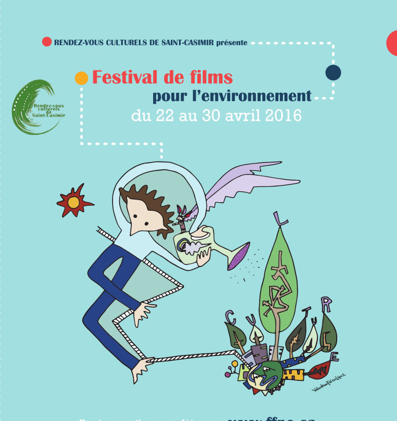Festival de films pour l'environnement à St-Casimir