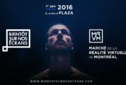 3e édition de Bientôt sur nos écrans le 1er juin à Montréal