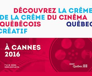 SODEC à Cannes, une année empreinte de réalité virtuelle