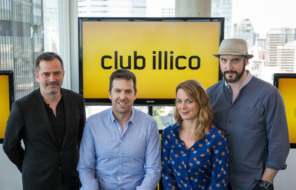 Victor Lessard : première série originale sur Club illico en 4K