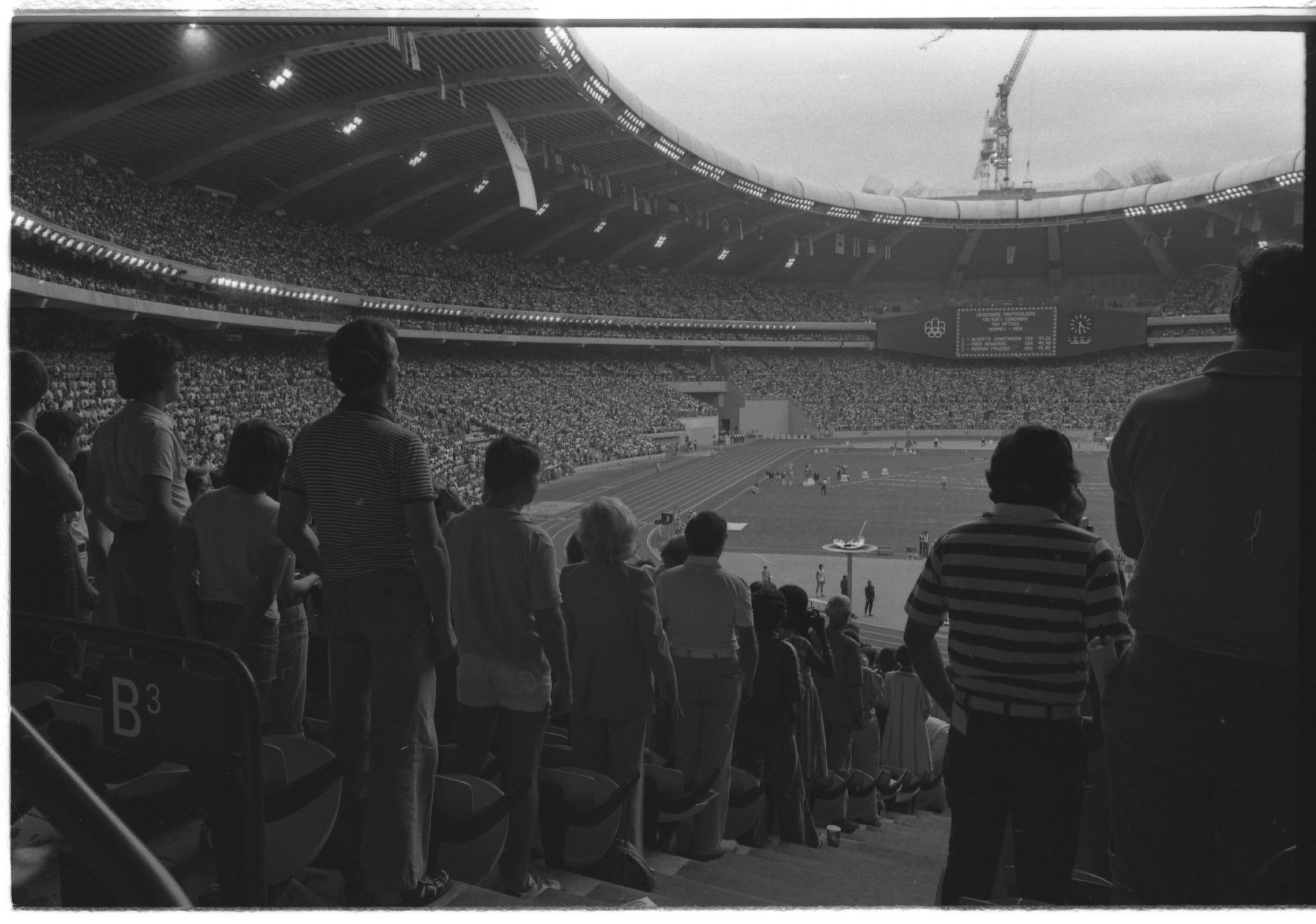 Montréal 1976 : le rêve olympique, le 17 juillet sur Historia