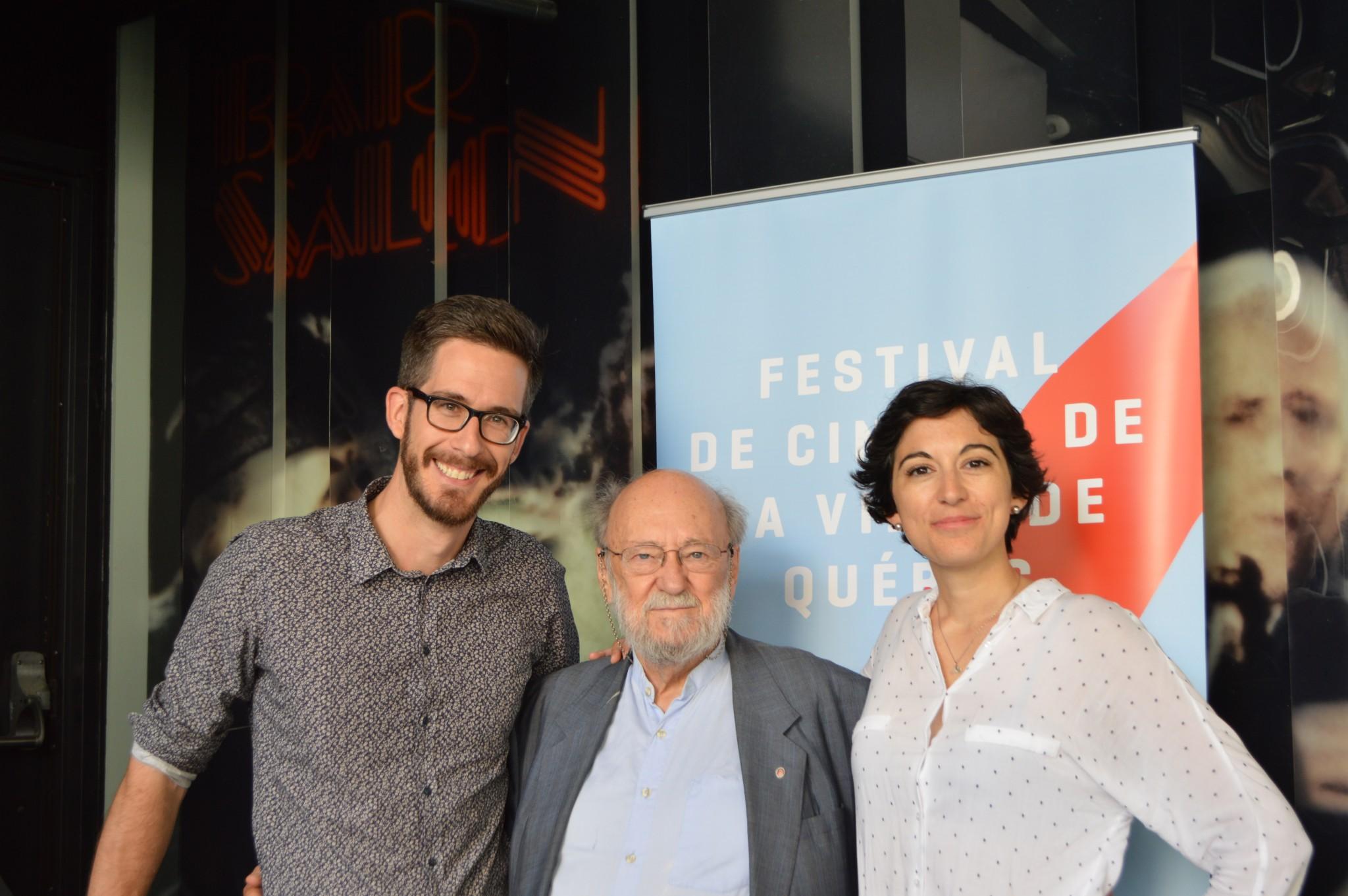 FCVQ - 6e Festival de cinéma de la ville de Québec
