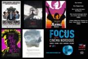 CINE TAPIS ROUGE, le cinéma nordique en vedette