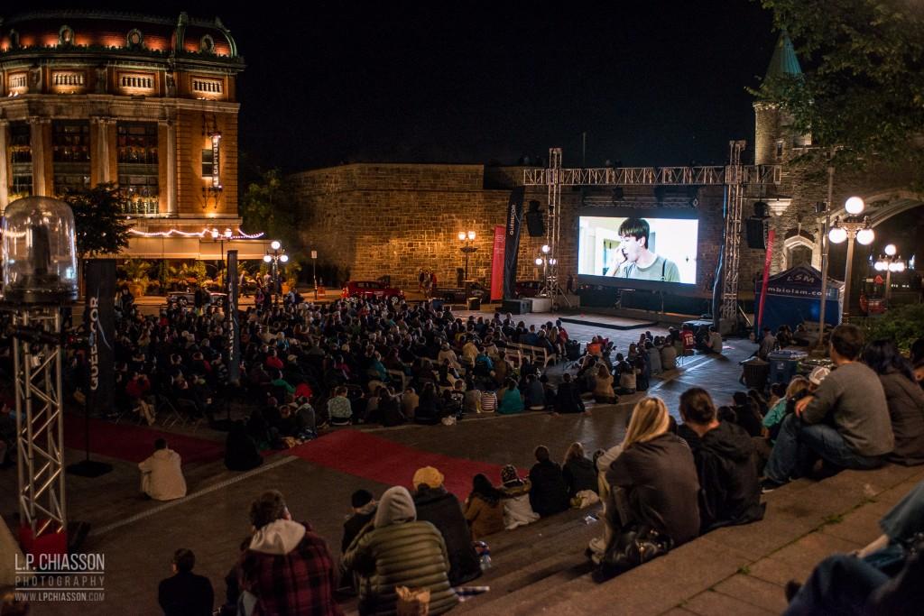 FCVQ - Forte progression pour le Festival de cinéma de la ville de Québec