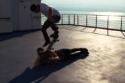 ROULE TRIP, deux skaters de MTL à Percé