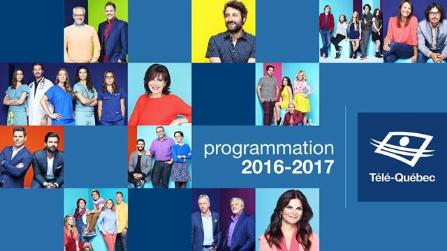 Télé-Québec : riche en contenus... et fière de l'être!