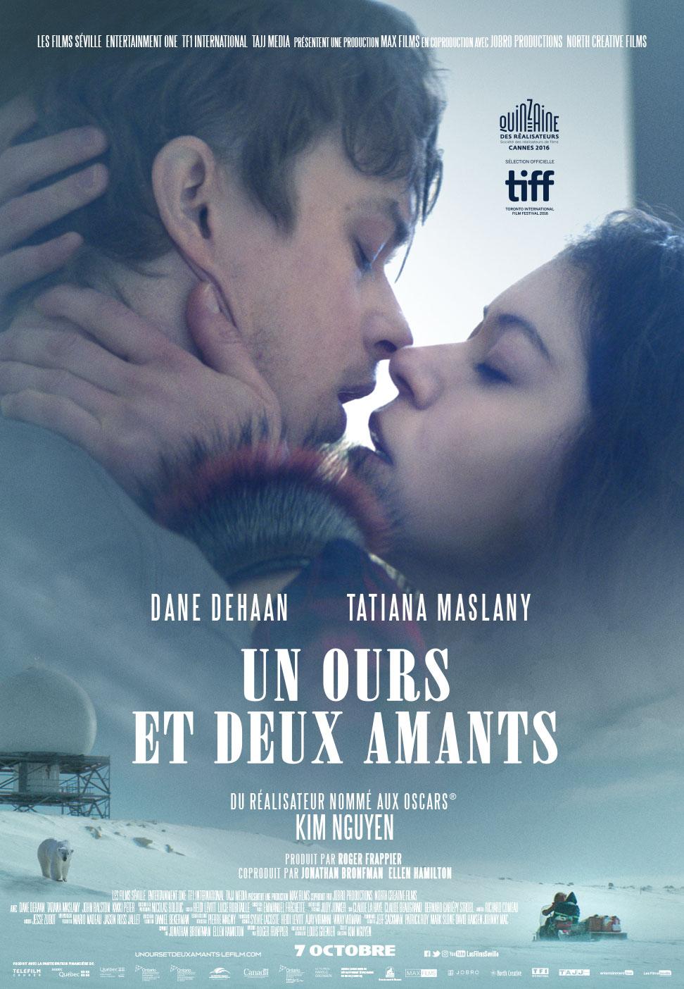 Les cinémas québécois et canadien à l'honneur au FNC