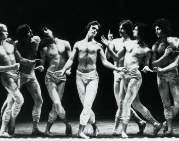 « Un Homme de Danse » réalisé par Marie Brodeur