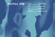 Réalités mixtes à MUTEK_IMG du 9 au 13 novembre