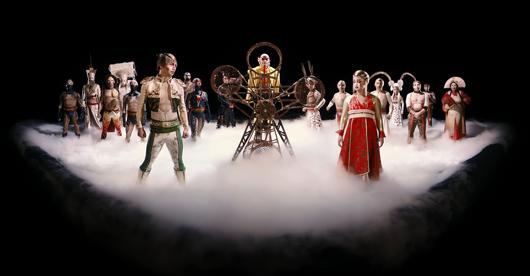 Le Cirque du Soleil et Felix & Paul Studios lancent  KÀ THE BATTLE WITHIN