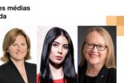 Quatre Canadiennes parmi les 20 femmes les plus puissantes de la télévision mondiale