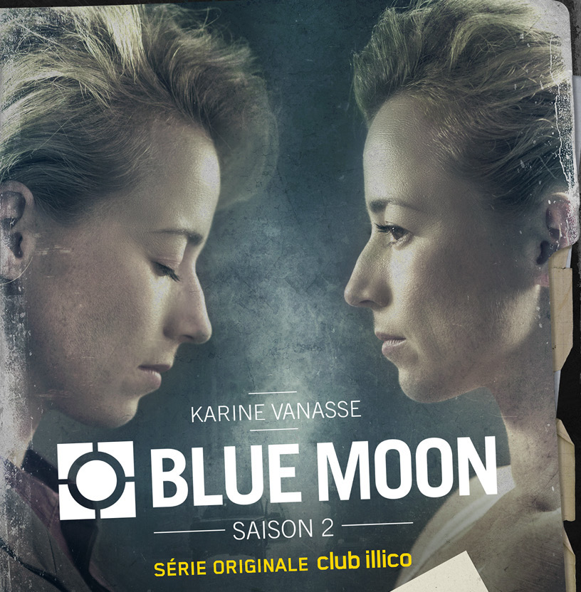 BLUE MOON SAISON 2 sur Club Illico