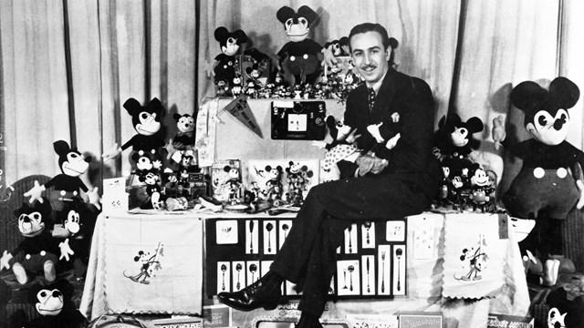 À Télé-Québec, portrait de Walt Disney l'enchanteur