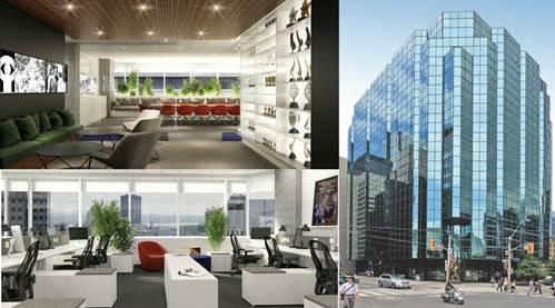 Les studios de l'ONF à Toronto déménagent