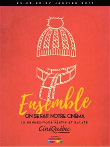 Ciné Québec 2017- Enjeux et réalités du cinéma québécois