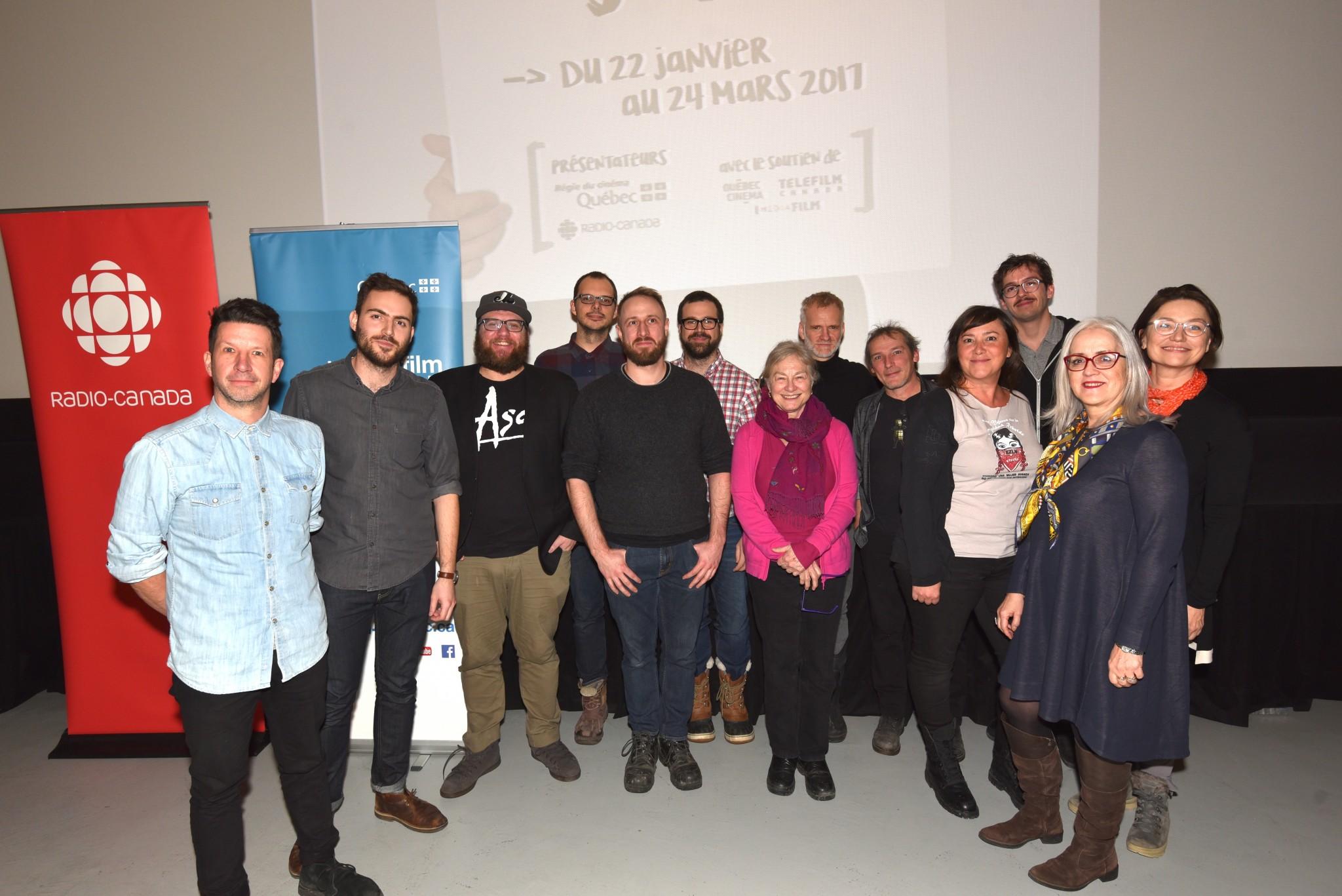 Le Prix collégial du cinéma québécois (PCCQ)